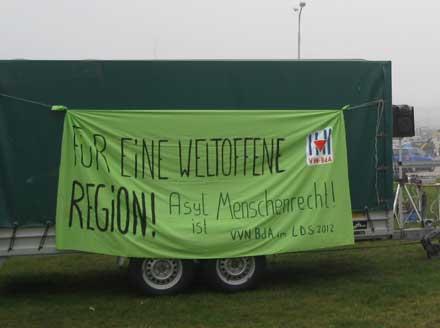 Kein Asylknast auf dem Flughafen Schönefeld (BER)
